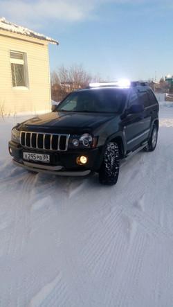 Балка на Jeep® Grand Cherokee