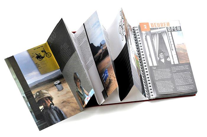 spreads van het boek voor moa | ontwerp en fotografie| drukwerk