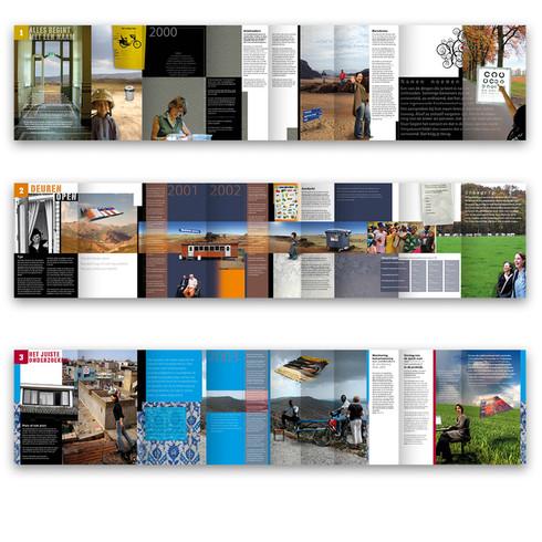 spreads van het boek voor moa | ontwerp en fotografie | drukwerk