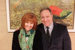 Mary Barry & Charlie Barfoot