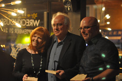 Mary Barry, Dennis Parker & Kirk Newhook