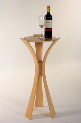 Warp side table