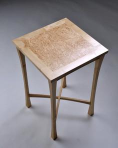 Baker side table