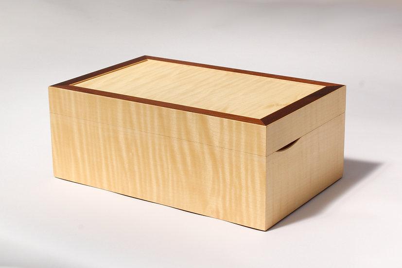 'Harmonics' series Veneered box