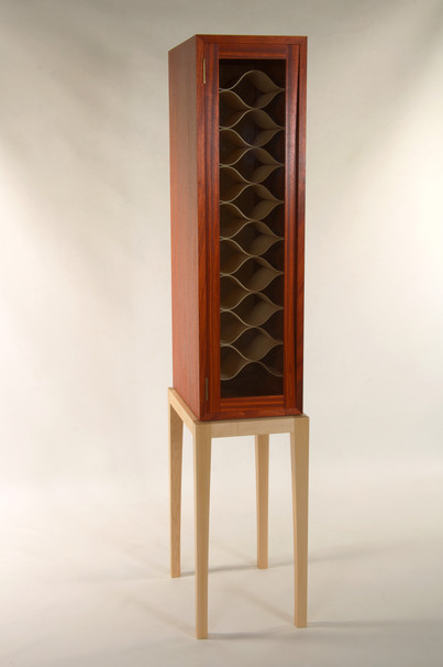 Volta wine cabinet