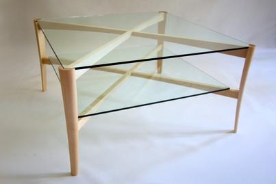 Vector coffee table