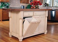 Amish Handcrafted Furniture Island Butcher Block Custom Kitchen Rochester Ny Buffalo Syracuse