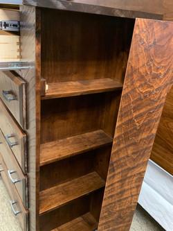 Maplewood Sportsman Chest-Hidden Storage