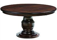 Ziglar Pedestal Table