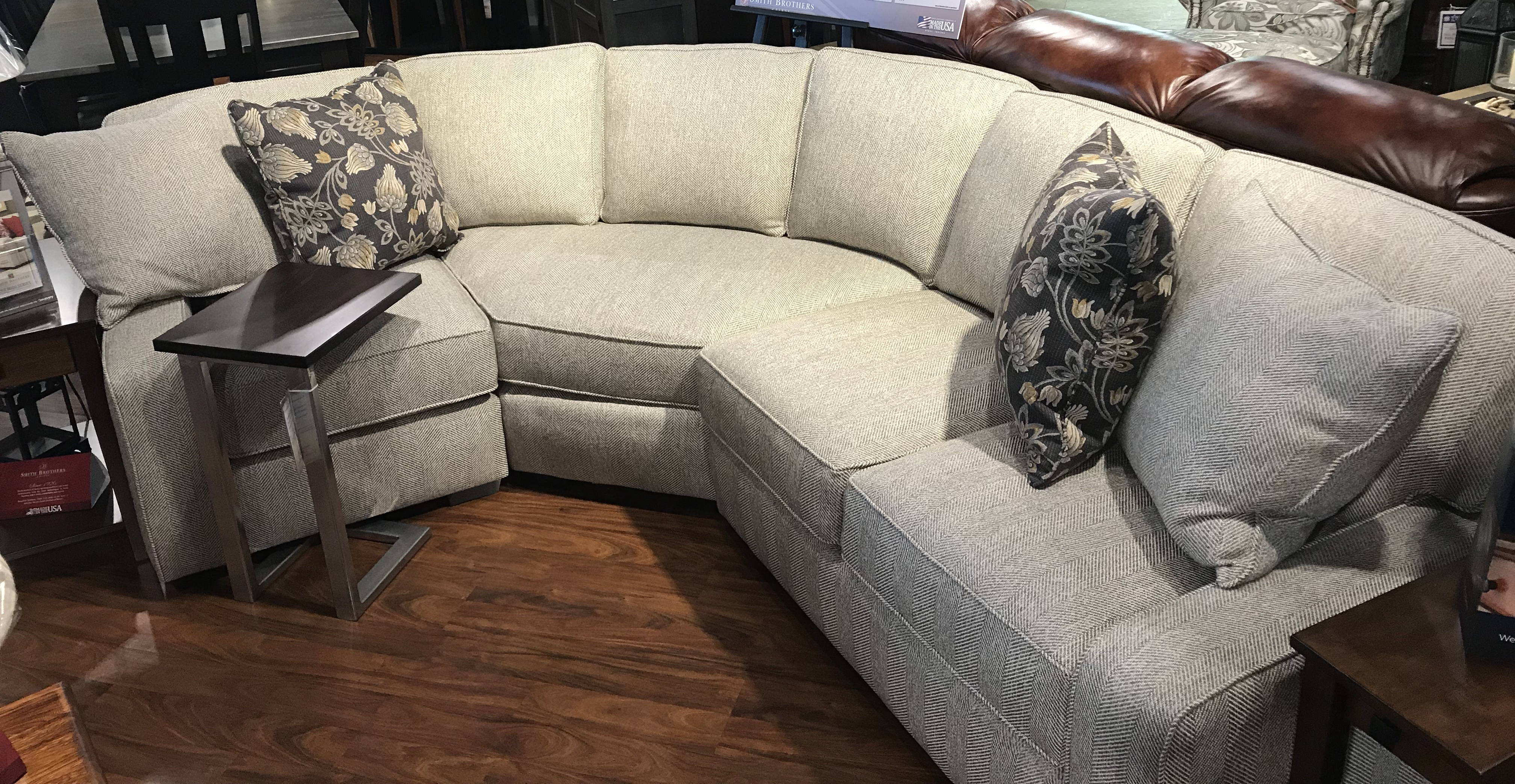 Smith Brothers 8000 Sectional