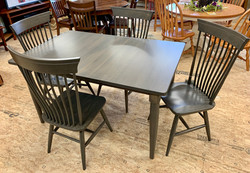Square One Table / Concord Chairs