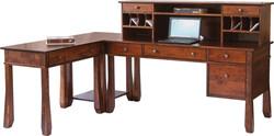 Craftman Corner Desk Combo