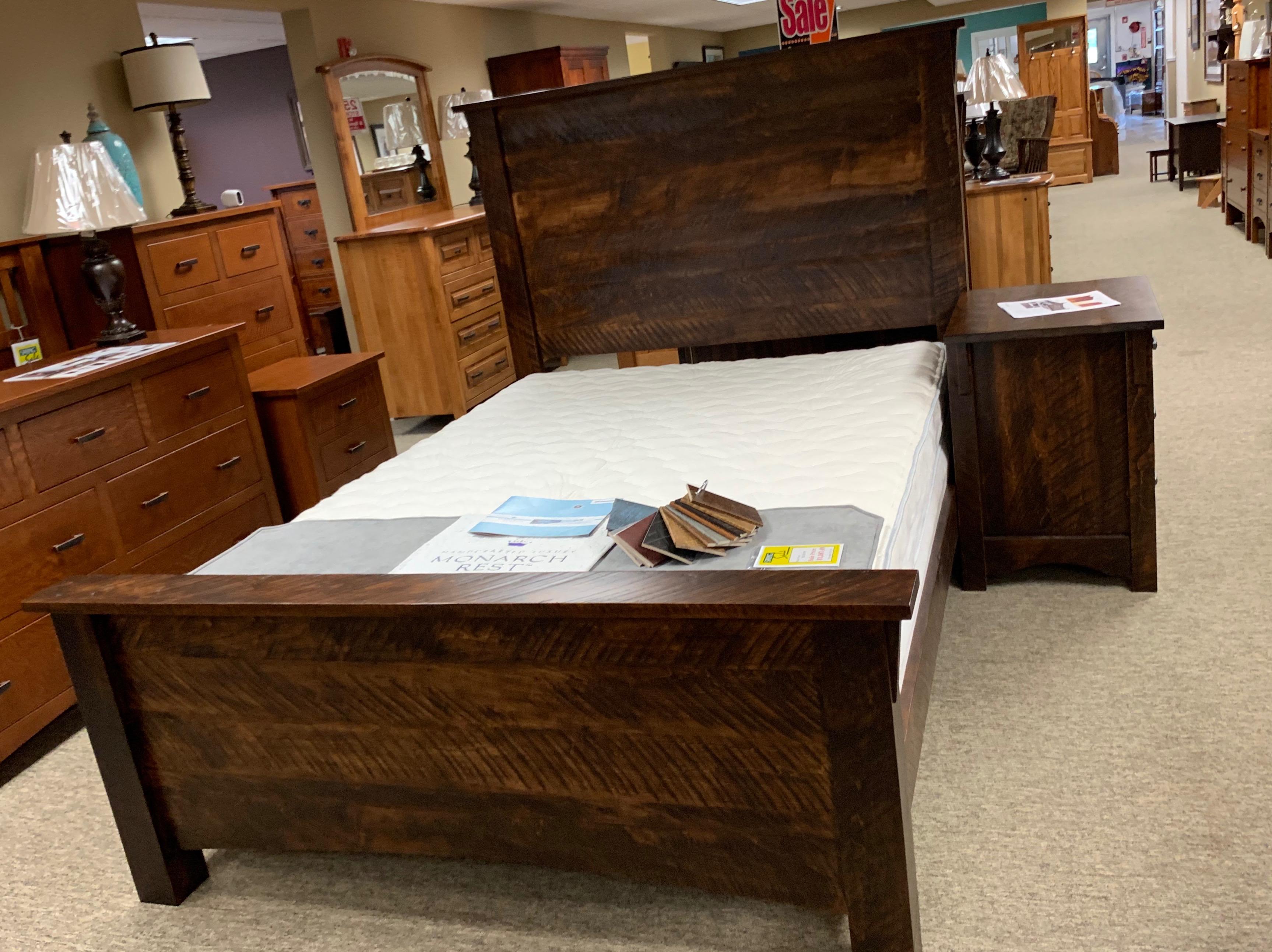 Maplewood Bed