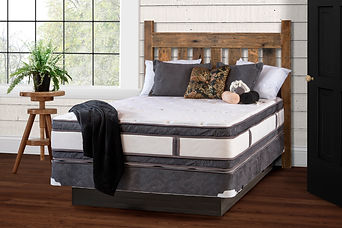 Amish handcrafted mattress memory foam twin full queen king california king boxspring
