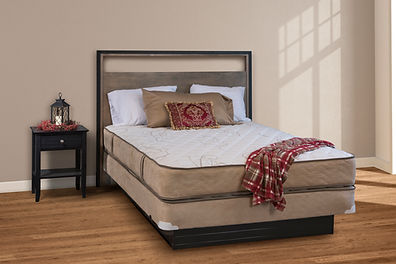Amish handcrafted mattress interspring twin full queen king california king boxspring