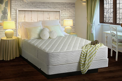 Amish handcrafted mattress memory foam interspring twin full queen king california king boxspring