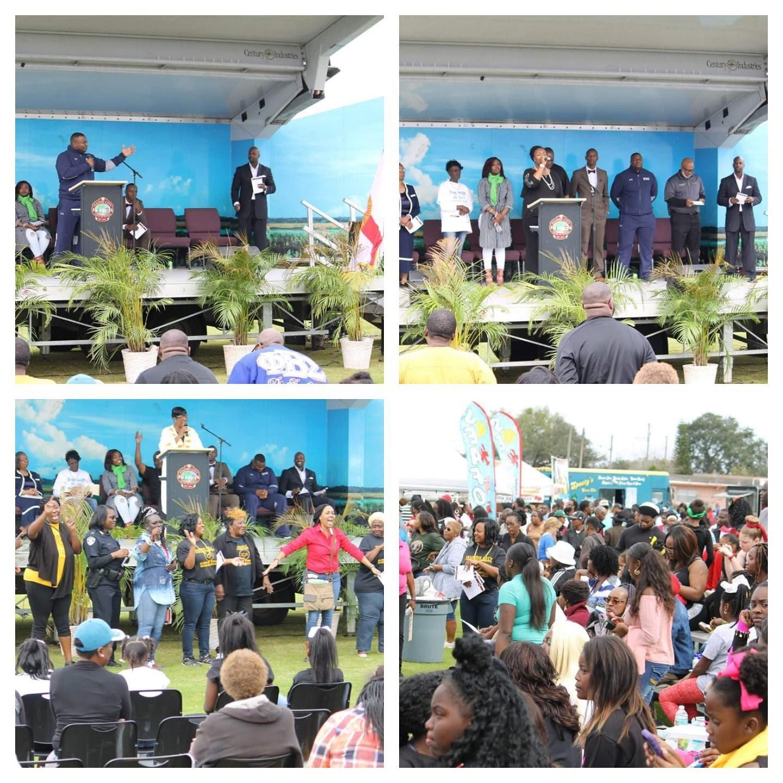 MLK Community event