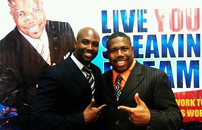 live your speaking dreams