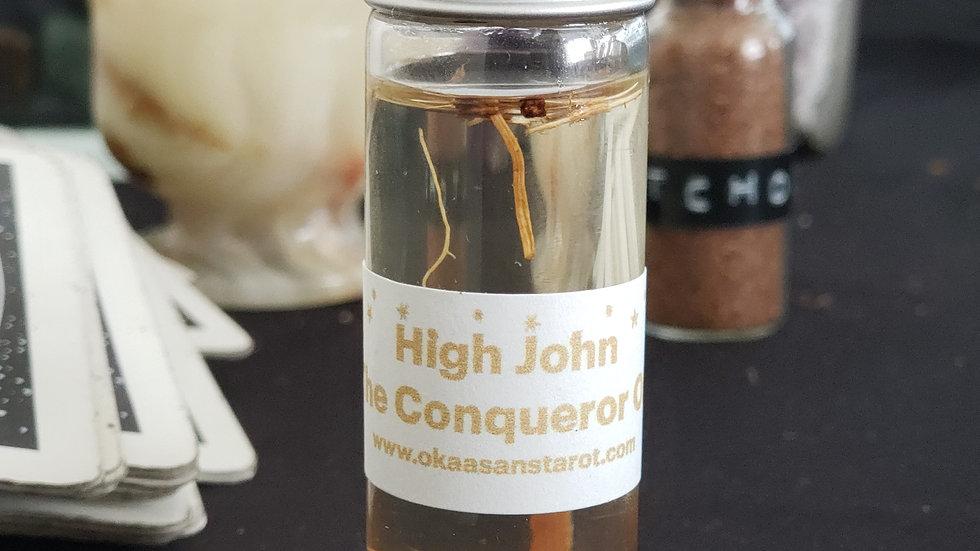 High John the Conqueror Oil (.33oz)