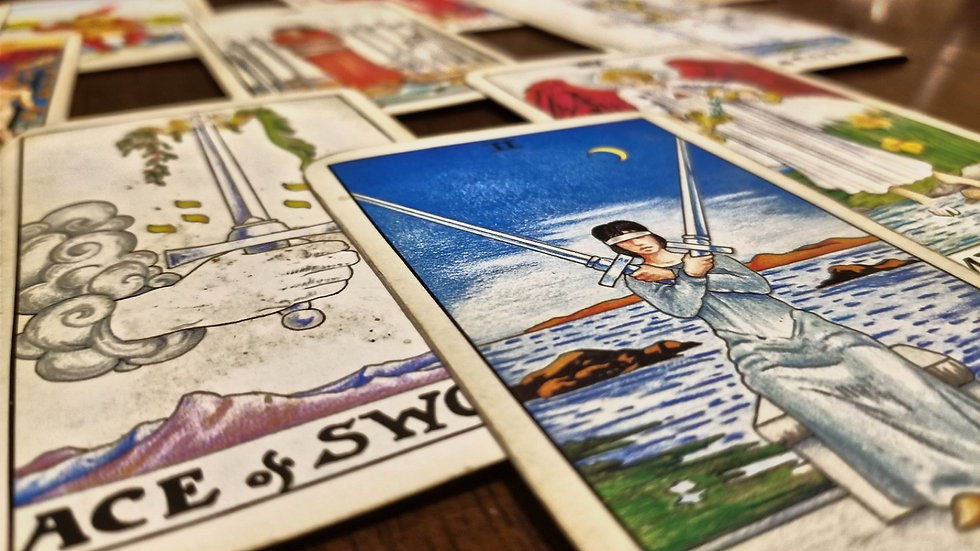 Tarot Compatibility Reading