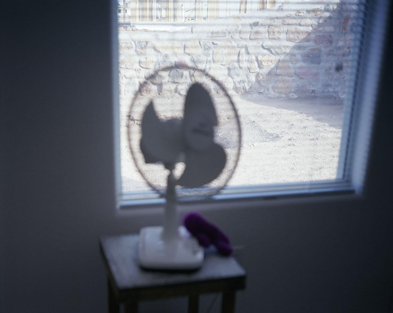 Fan in Las Cruces