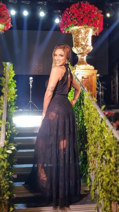Formanda Priscila Bonatto