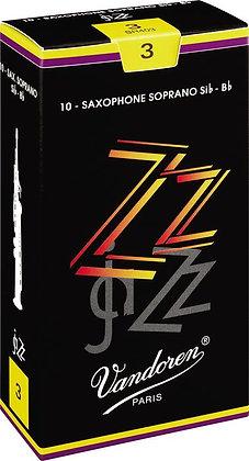 Vandoren ZZ Saxophone Reeds