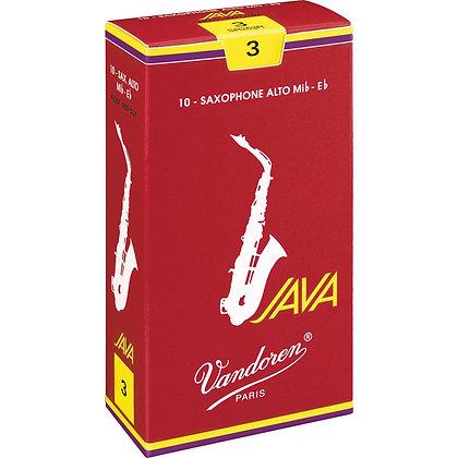Vandoren Java Red