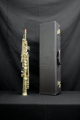 Buffett Crampon Soprano Sax Serial# 100004.