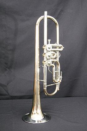 Sanders Rotary Bb Trumpet