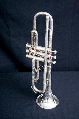 Keilwerth Tone-King Silver Trumpet