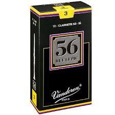 Vandoren Rue Lepic 56 Clarinet Reeds