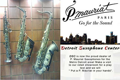 New Saxophone Shop