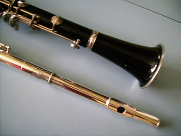 Flutes and Clarinets