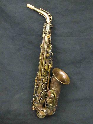 Sax Dakota Raw Bronze Alto Saxophone