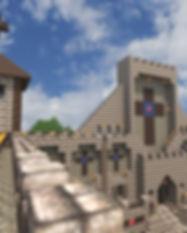 Minecraft Church