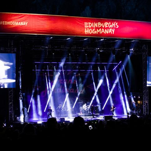 Franz Ferdinand - Hogmanay 2018
