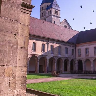 L'Abbaye de Cluny