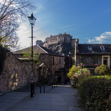 The Vennel - Edinburgh - 13 avril 2019 -
