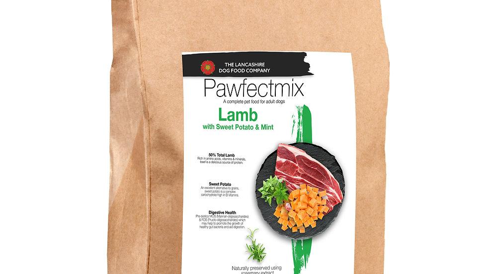 Lamb with Sweet Potato & Mint - Adult Dog - Small Breed 6kg