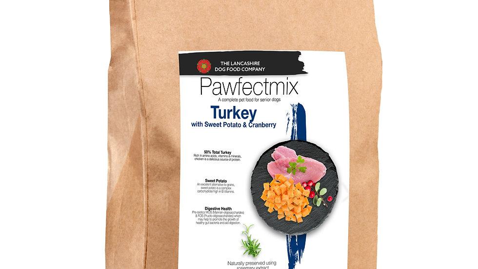 Turkey with Sweet Potato & Cranberry - Adult Dog 15kg