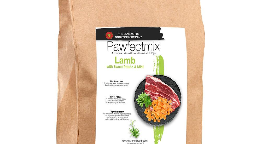 Lamb with Sweet Potato & Mint - Adult Dog