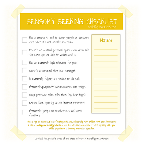 Seeking Checklist.png