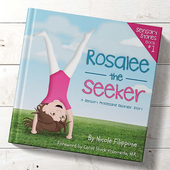 Rosalee the Seeker - HARDCOVER