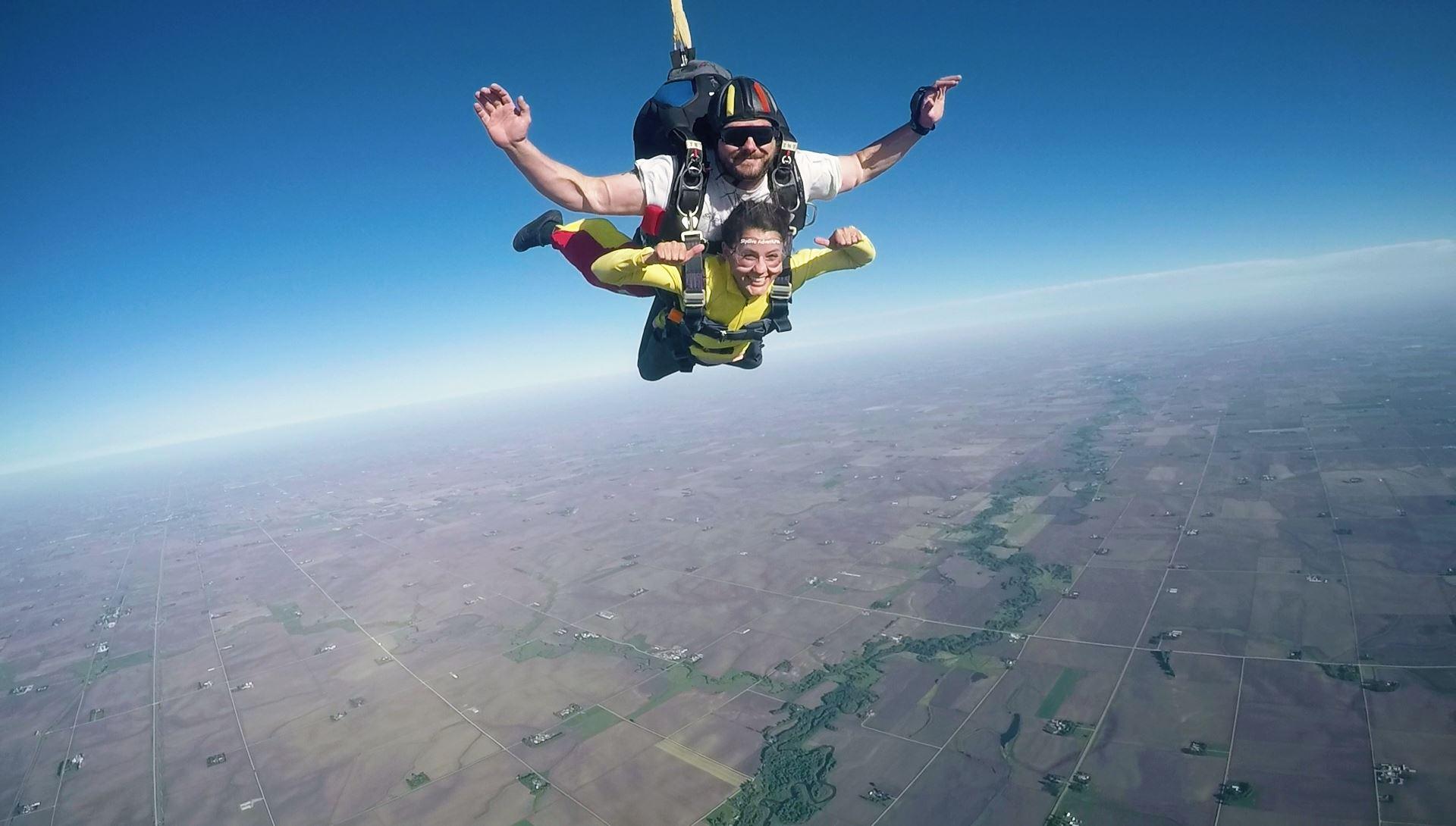 Tandem Free-fall