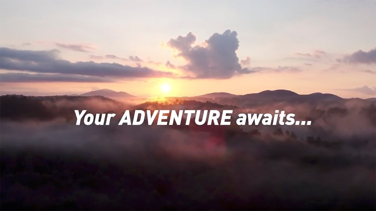 Your Adventure Awaits