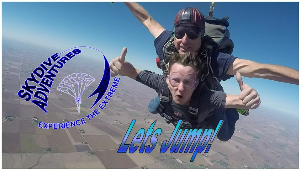 Exciting Tandem Skydive