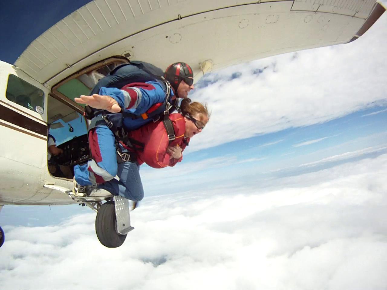 Tandem Skydive