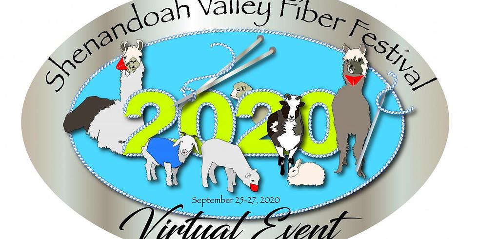 2020 Virtual Shenandoah Valley Fiber Festival