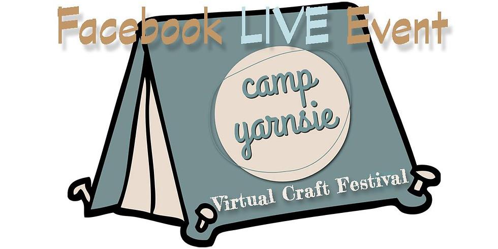 Camp Yarnsie Virtual Craft Festival